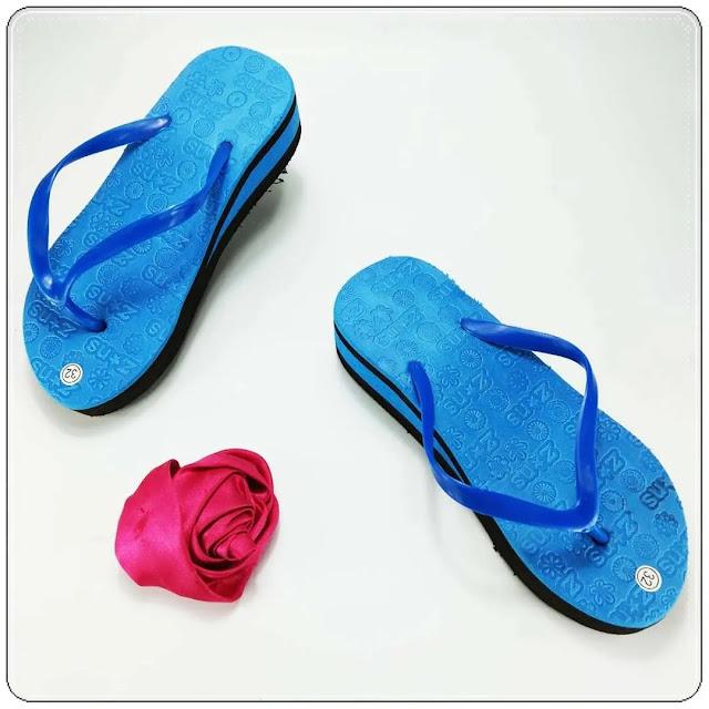 Grosirsandalmurah.Net - Sandal Anak TG - Wedges RSL TG BJG