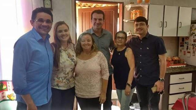 Milagres recebe visita do Secretário do Trabalho e Desenvolvimento Social do Ceará