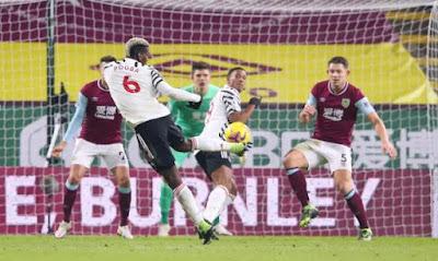 Paul Pogba Against Burnley