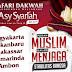 """Hadirilah Safari Dakwah Ulama Ahlussunnah Wal Jamaah Tahun 1441 H, Mengusung Tema """"Peran Muslim Dalam Menjaga Stabilitas Bangsa"""""""