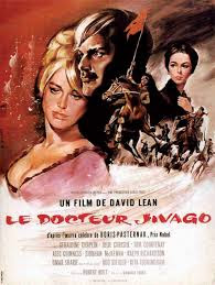 Le film Le Docteur Jivago de David Lean avec Omar Sharif et Julie Christie