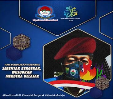 Selamat Memperingati Hari Pendidikan Nasional 2021
