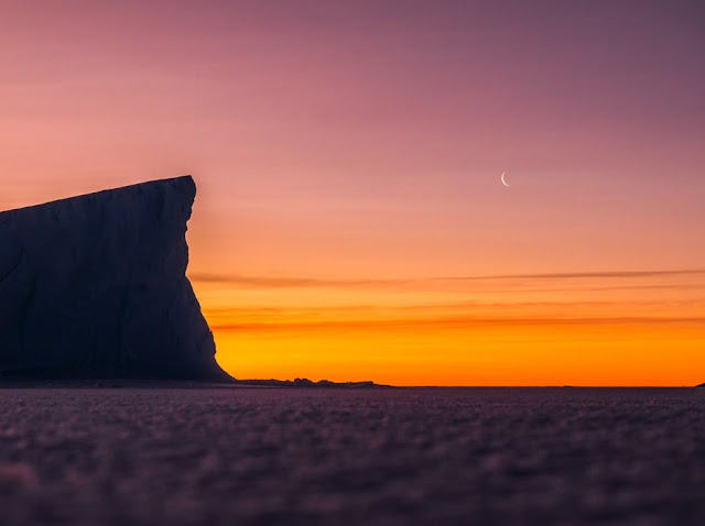 paisajes antarticos