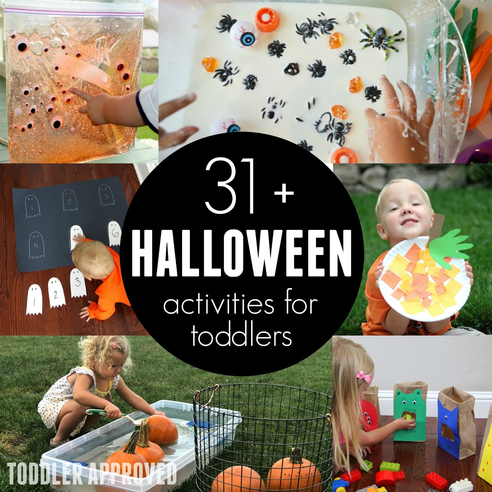 Toddler Approved 31 Awesome Halloween Activities For