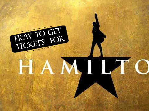 How To Get Hamilton London Tickets