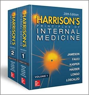 Harrison's Principles of Internal Medicine - 20th Edition pdf free download