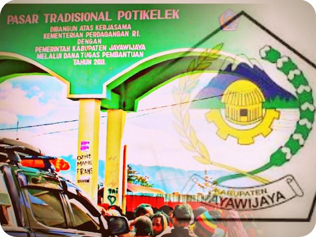 Legislator Saring Aspirasi Pedagang di Pasar Potikelek