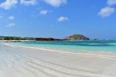 Objek Wisata Pantai di Lombok