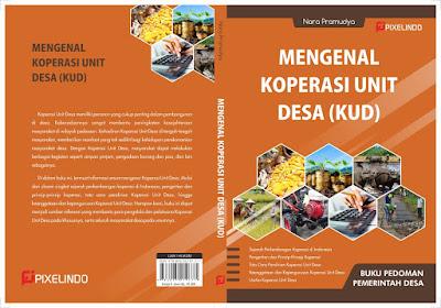 Buku Mengenal Koperasi Unit Desa (KUD)