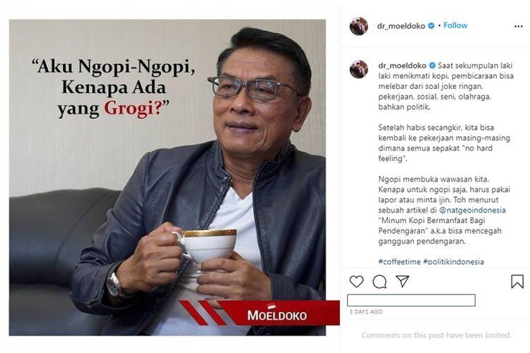Pengamat Politik Unas Sebut Moeldoko 'Mundurkan Demokrasi Indonesia'