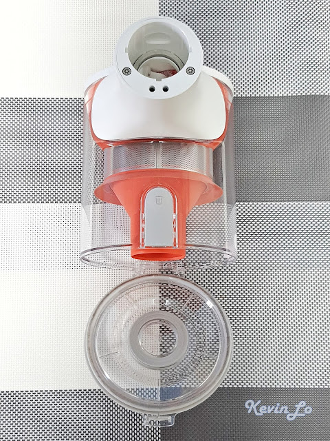 【MI 小米】米家無線吸塵器 G9 (白色) 開箱_一鍵快速倒塵設計