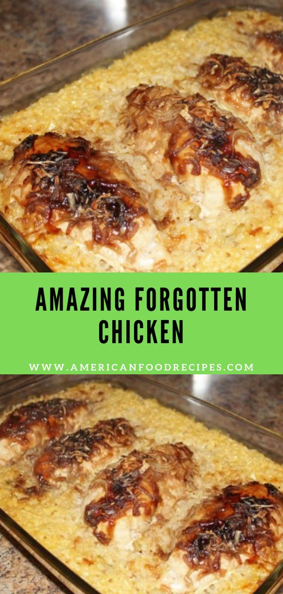 AMAZING FORGOTTEN CHICKEN #recipes #dinneridea #dishideas #dinnerdish #dinnerdishideas #food #foodporn #healthy #yummy #instafood #foodie #delicious #dinner #breakfast #dessert #lunch #vegan #cake #eatclean #homemade #diet #healthyfood #cleaneating #foodstagram