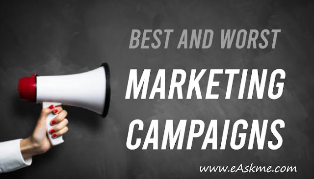 The Best and Worst Marketing Campaigns of 2019: eAskme