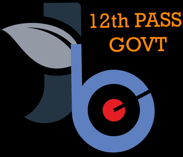 12th pass govt jobs