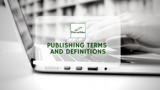 Publishing Terms and Definitions