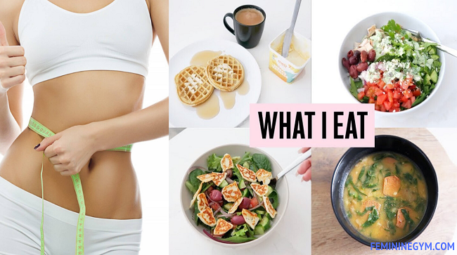 What-iEat-In-A-Day-to-Lose-weight