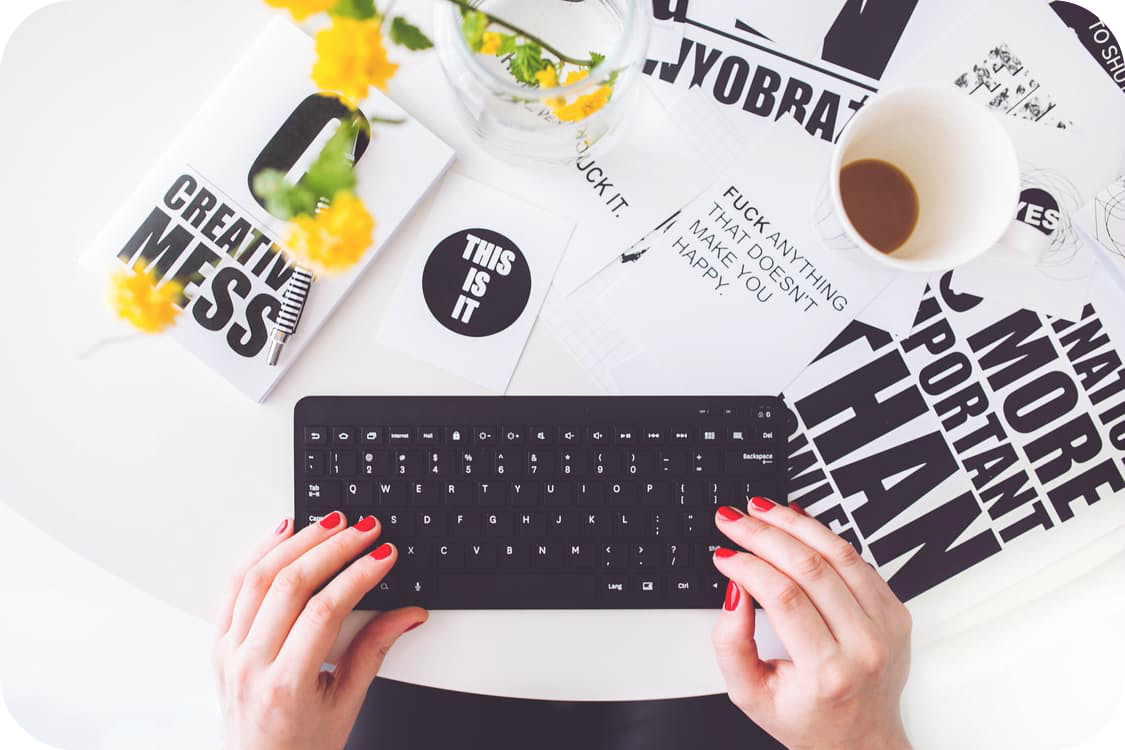 how to make friends blogging - let other bloggers know you like their work