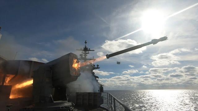 Raytheon bán bổ sung lô tên lửa Bề Mặt Đối Không trị giá $7 triệu Mỹ Kim cho Hải quân Đức