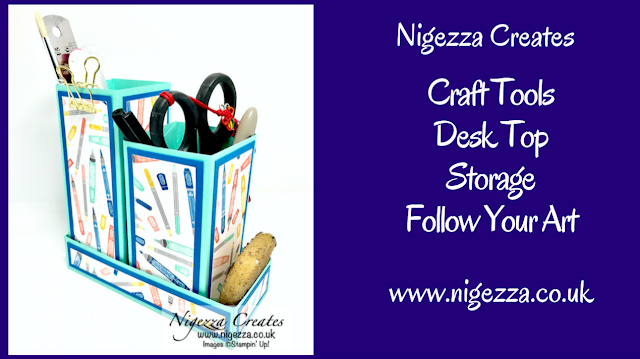Nigezza Creates with Stampin' Up! and Follow Your Art