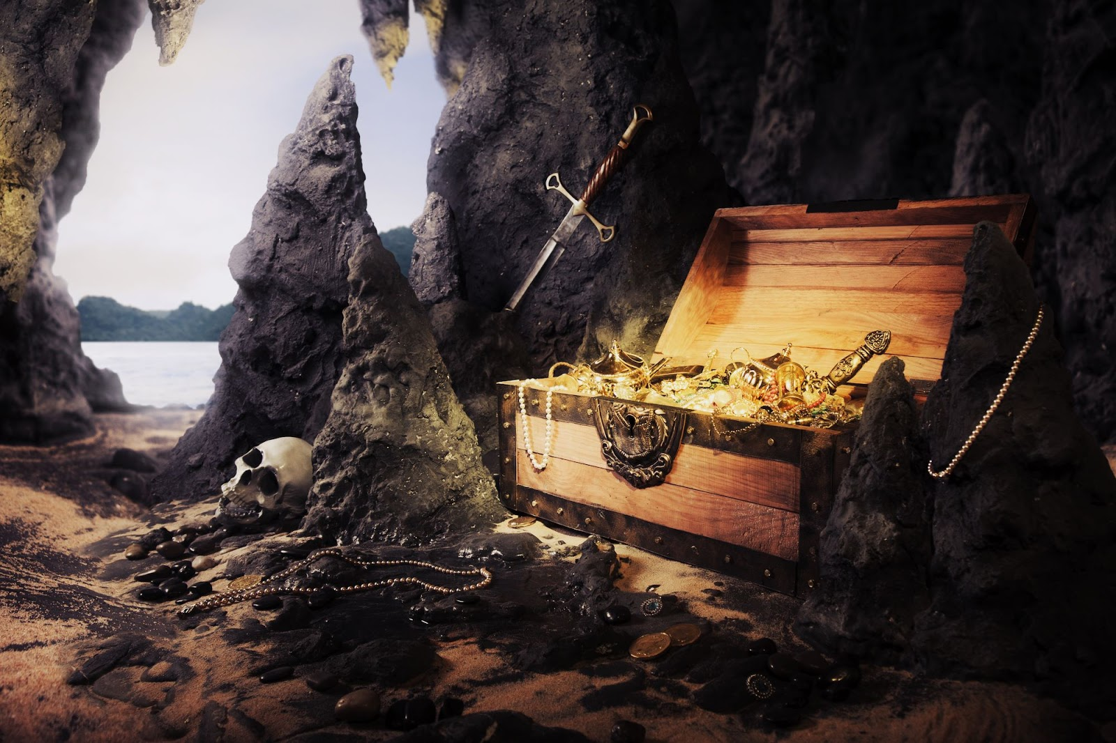Pirate Treasure • Peter Island