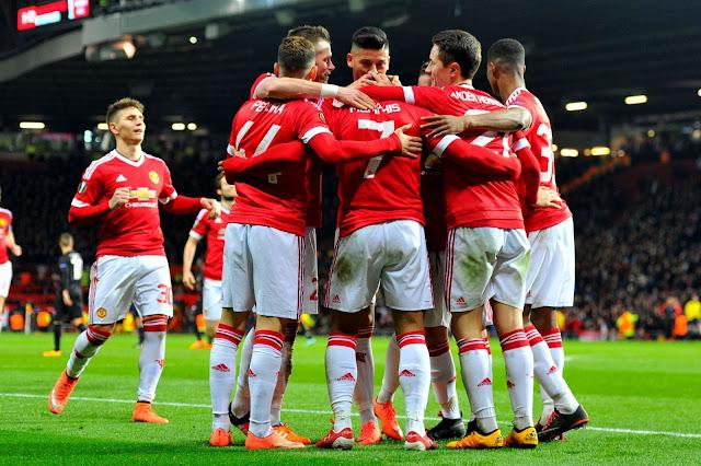 Sempat Tertinggal Dua Gol, Manchester United Menang Dramatis
