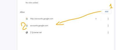 حل مشكلة تسجيل الخروج تلقائيا من جوجل  كروم google chrome sync paused