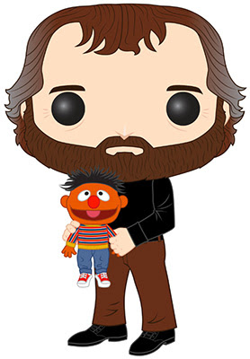Find Jim Henson with Ernie exclusively at Target!