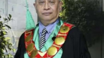 Terkonfirmasi Covid-19, Rektor ITKES Muhammadiyah Sidrap Hembuskan Nafas Terakhir