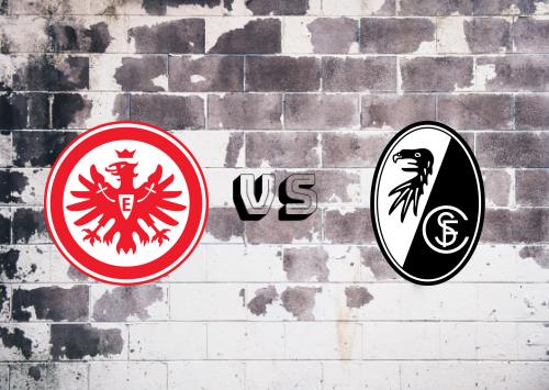 Eintracht Frankfurt vs Freiburg  Resumen