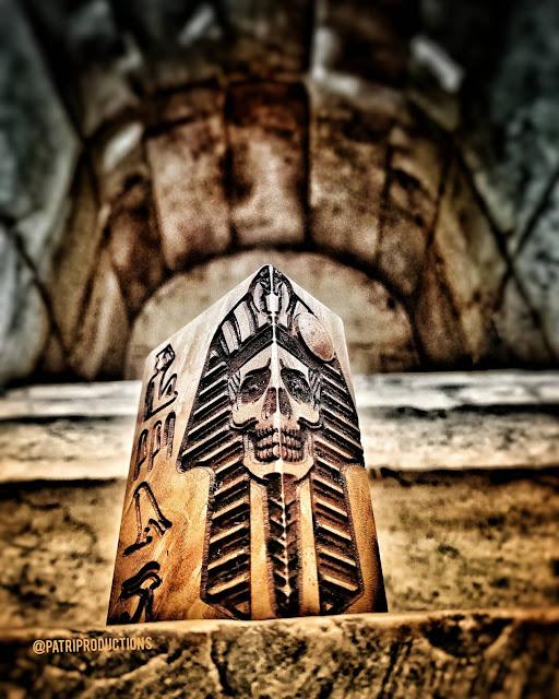Narmer REAL MODS SPAIN de Madera estabilizada y bloqueo
