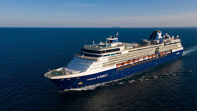 Celebrity Summit - Sails from New York to New England & Canada  and/or Bermuda
