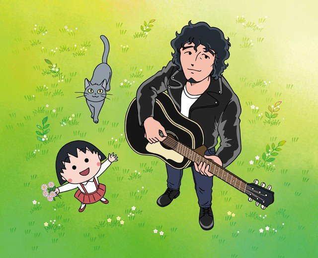 Ending Terbaru Anime Chibi Maruko-chan Dibawakan Oleh Kazuyoshi Saitō