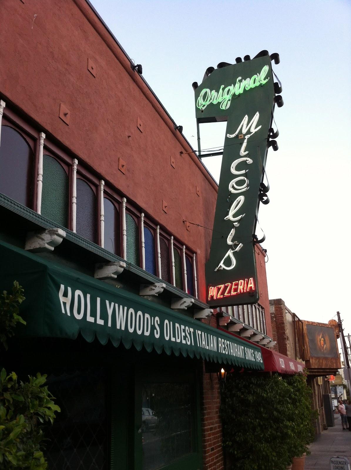 Miceli S Hollywood Oldest Italian Restaurant