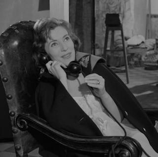 Valentina Cortese in Michelangelo Antonioni's 1955 film Le Amiche (The Girlfriends)