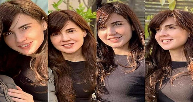 Mahnoor Baloch Latest Beautiful Images