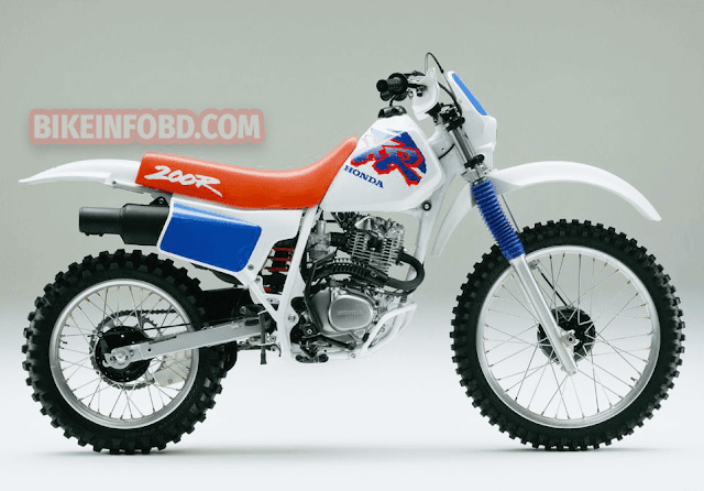 1990 Honda XR80