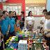 Prefeito e secretários visitam Feira de Ciências em São Miguel das Matas