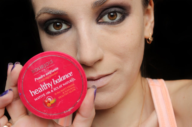 twenties make-up: Bourjois Healthy balance #52 Vanille