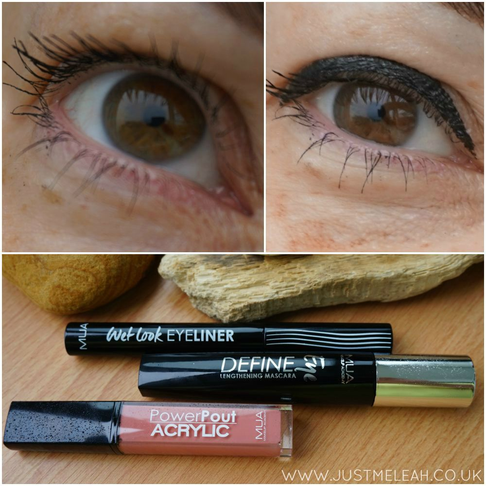 MUA EYE DEFINE LENGTHENING MASCARA