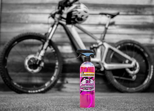 Desengrasante para Bicicletas de X-Sauce