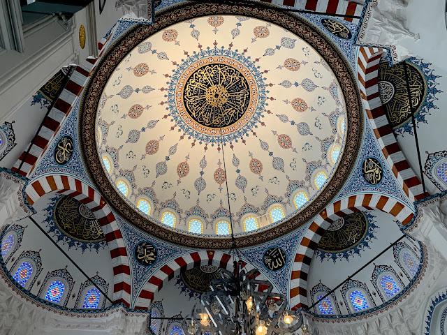 東京ジャーミイ、東京にあるイスラム教のモスクが美しかった!【ar】