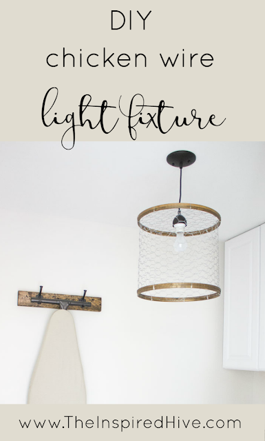 10 DIY rustic industrial light fixtures to make