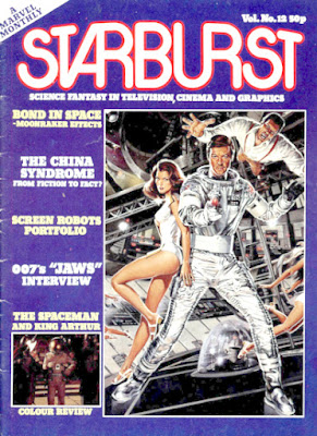 Starburst Magazine #12, Moonraker
