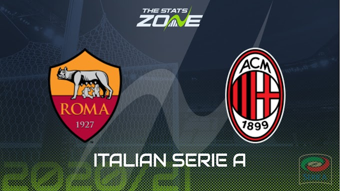 Watch Roma vs Milan - Italy : Serie A live streaming