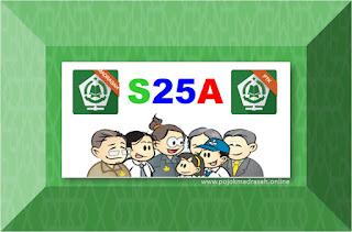 Ajuan Keaktifan Kolektif S25a