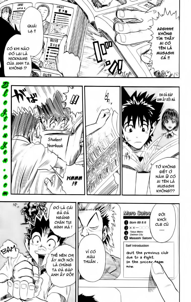 Eyeshield 21 chapter 55 trang 13