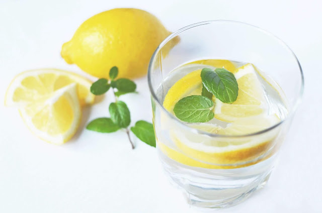 Benefits of adding lemon to your water for weight loss by barbies beauty bits