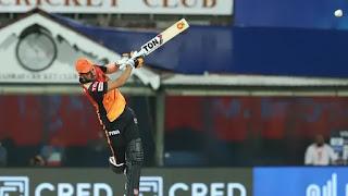Manish Pandey 61* vs Kolkata Knight Riders Highlights