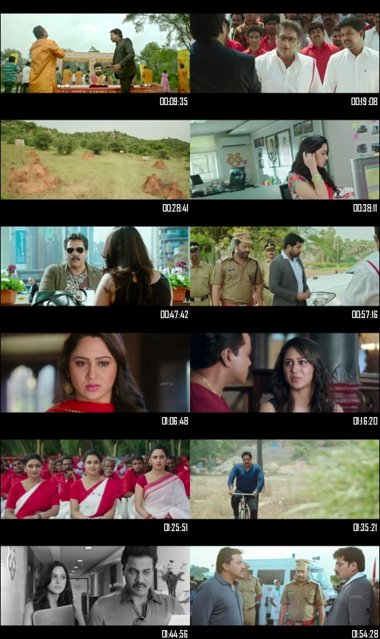 Dashing Rambabu 2019 Hindi Dubbed 720p 480p Full Movie Download