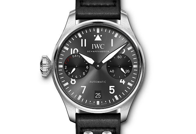 "IWC Big Pilot's Watch Edition ""Right-hander"" IW501012"